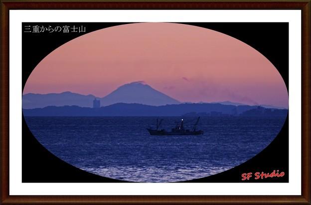 Photos: 三重からの富士山