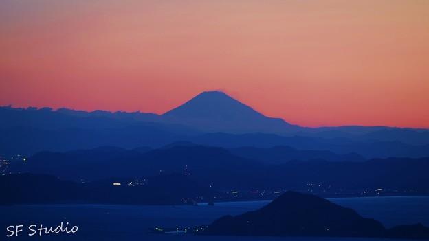 Photos: 三重から初富士