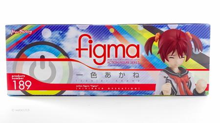 figma一色あかね 箱上面