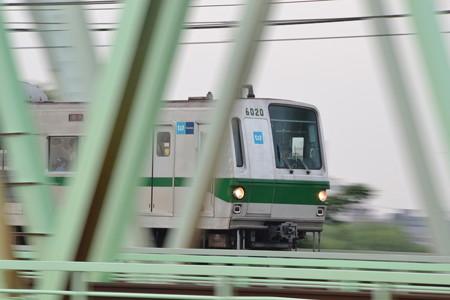 6000系@松戸-金町間 [7/24]