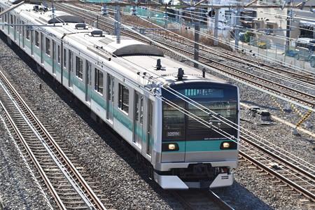 E233系2000番台@馬橋-北松戸 [1/20]