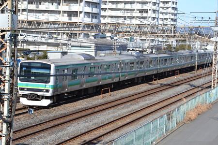 E231系0番台@馬橋-北松戸 [1/20]