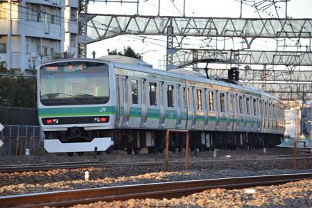 E231系0番台@馬橋-北松戸 [1/27]
