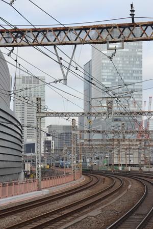 東京駅を眺む@有楽町 [2/14]