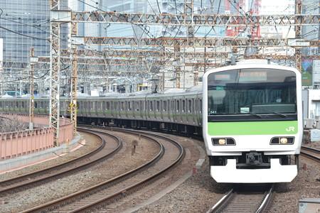 E231系500番台@有楽町 [2/14]