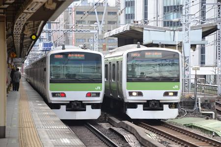 E231系500番台×2@有楽町 [2/14]