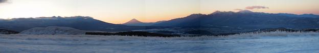 Photos: 霧ヶ峰からのパノラマ309