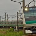 列車LED行先表示巻を流さず 列車編成写真を撮ろう