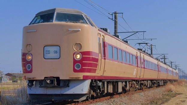 ぐるっとちば北総号 臨時団体列車