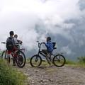 雲の上のサイクリング