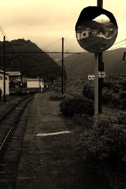 人気のない駅福用2