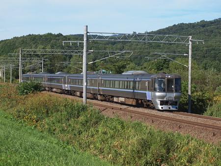 785系スーパーカムイ(函館本線近文~伊納)