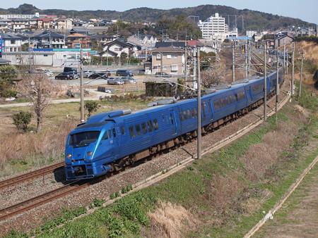 883系ソニック(鹿児島本線東福間~福間)