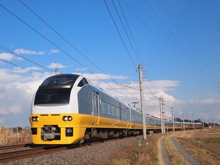 E653系フレッシュひたち(常磐線 赤塚~内原)