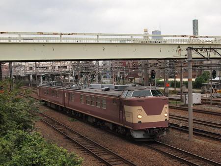クモヤ443系 北方貨物線