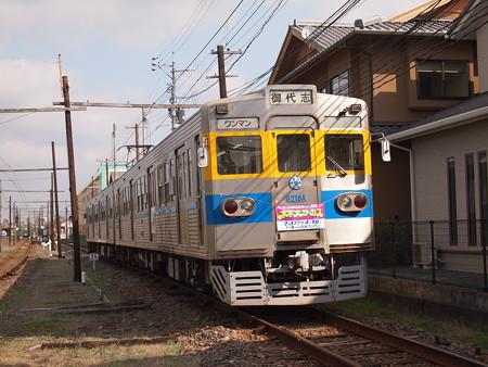 熊本電鉄6000系