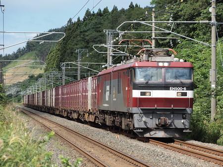 EH500 2次車
