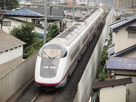 E3系こまち(田沢湖線盛岡~大釜)