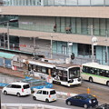Photos: 阪堺モ701アドベンチャーワールド 天王寺駅前発