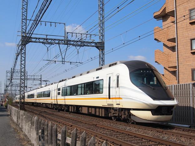 近鉄21020系名阪甲特急 アーバンライナーnext 近鉄大阪線二上~下田