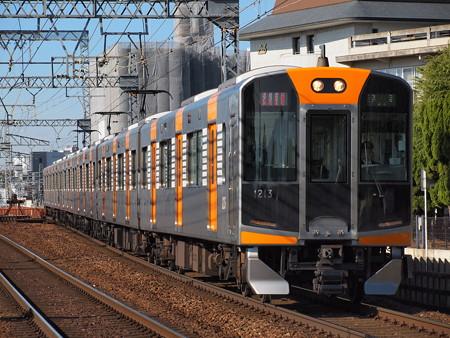 阪神1000系快速急行 近鉄奈良線大和西大寺~新大宮