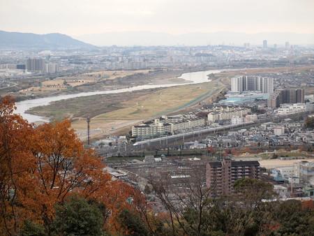 N700系のぞみ 東海道新幹線京都~新大阪2