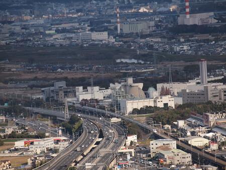 N700系のぞみ 東海道新幹線京都~新大阪9