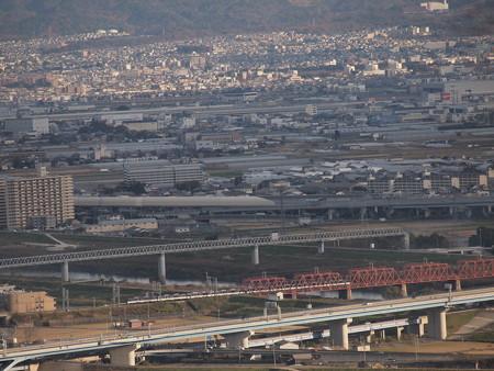 京阪3000系 京阪本線八幡市~淀