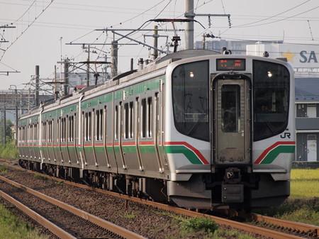 E721系0番台 普通 名取~南仙台