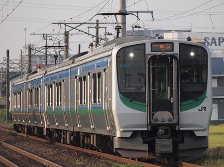 E721系500番台 名取~南仙台