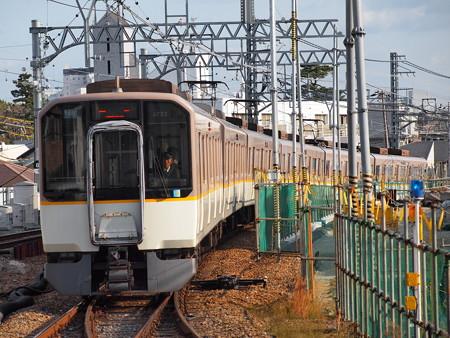 近鉄5820系快速急行 阪神本線甲子園駅