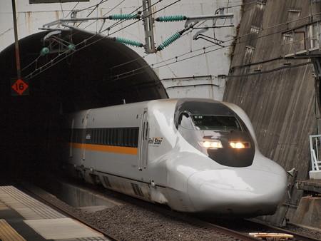 700系こだま 山陽新幹線新神戸駅