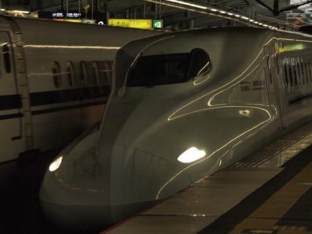 N700系さくら 山陽新幹線新神戸駅