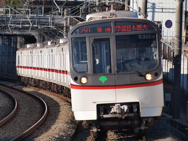 都営5300形 北総線鎌ヶ谷駅