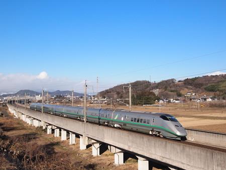 E3系つばさ 東北新幹線福島~郡山
