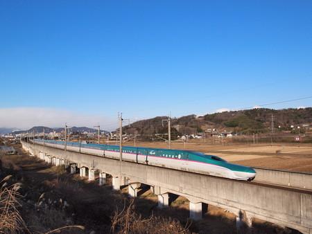 E5系 やまびこ 東北新幹線福島~郡山2