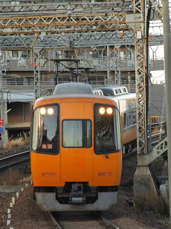 近鉄22000系名伊乙特急 近鉄名古屋線津駅