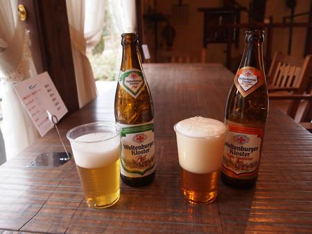 ドイツビール@お菓子の里丹波