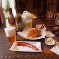Photos: ビールとソーセージそしてパン@お菓子の里丹波