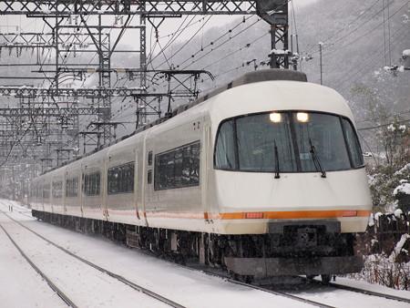 近鉄21000系名阪乙特急 近鉄大阪線大阪教育大前~関屋