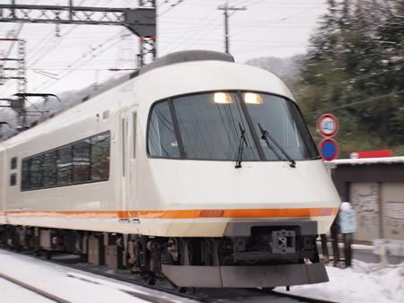 近鉄21000系名阪甲特急 近鉄大阪線大阪教育大前~関屋2