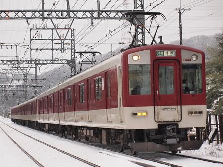 近鉄1400系区間準急 近鉄大阪線大阪教育大前~関屋2