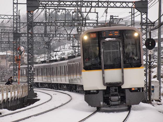 近鉄5820系急行 近鉄大阪線大阪教育大前~関屋