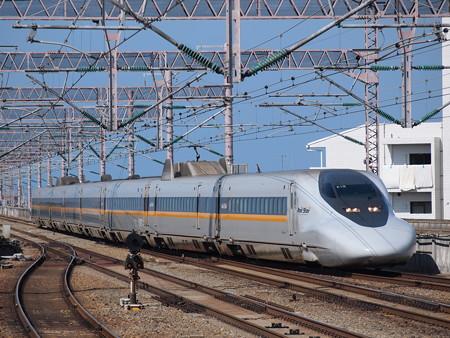 700系こだま 山陽新幹線西明石駅