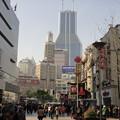 南京東路 人民広場方面