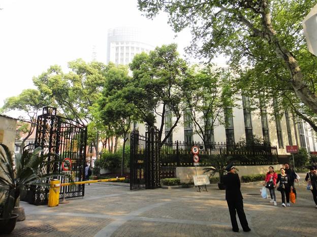 上海音楽学院の入り口