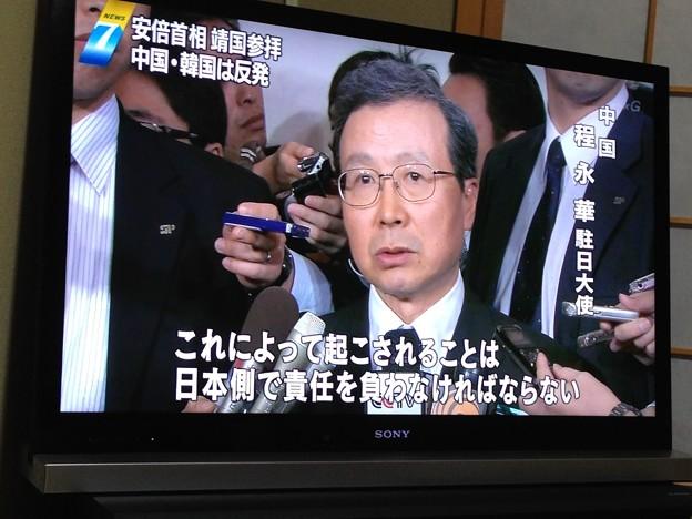 中日中国大使