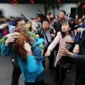 Photos: 紹興 魯迅故宮で旅行客の喧嘩 (4)