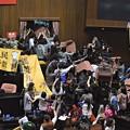 Photos: 台湾学生 立法院占拠 (4)