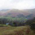 Day 4: Grasmere Village from a hill - グラスミア村(小山から)